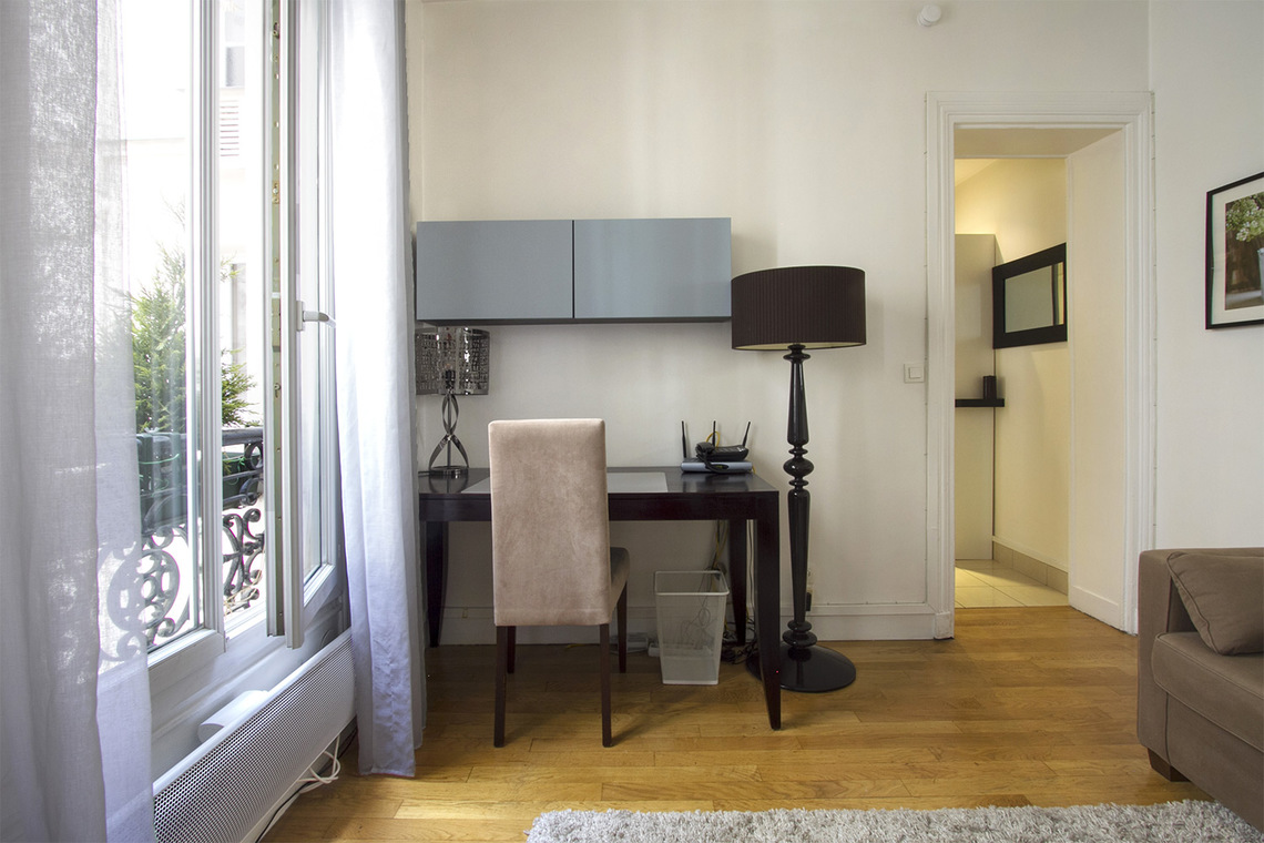 Appartement Paris Rue Pache 4