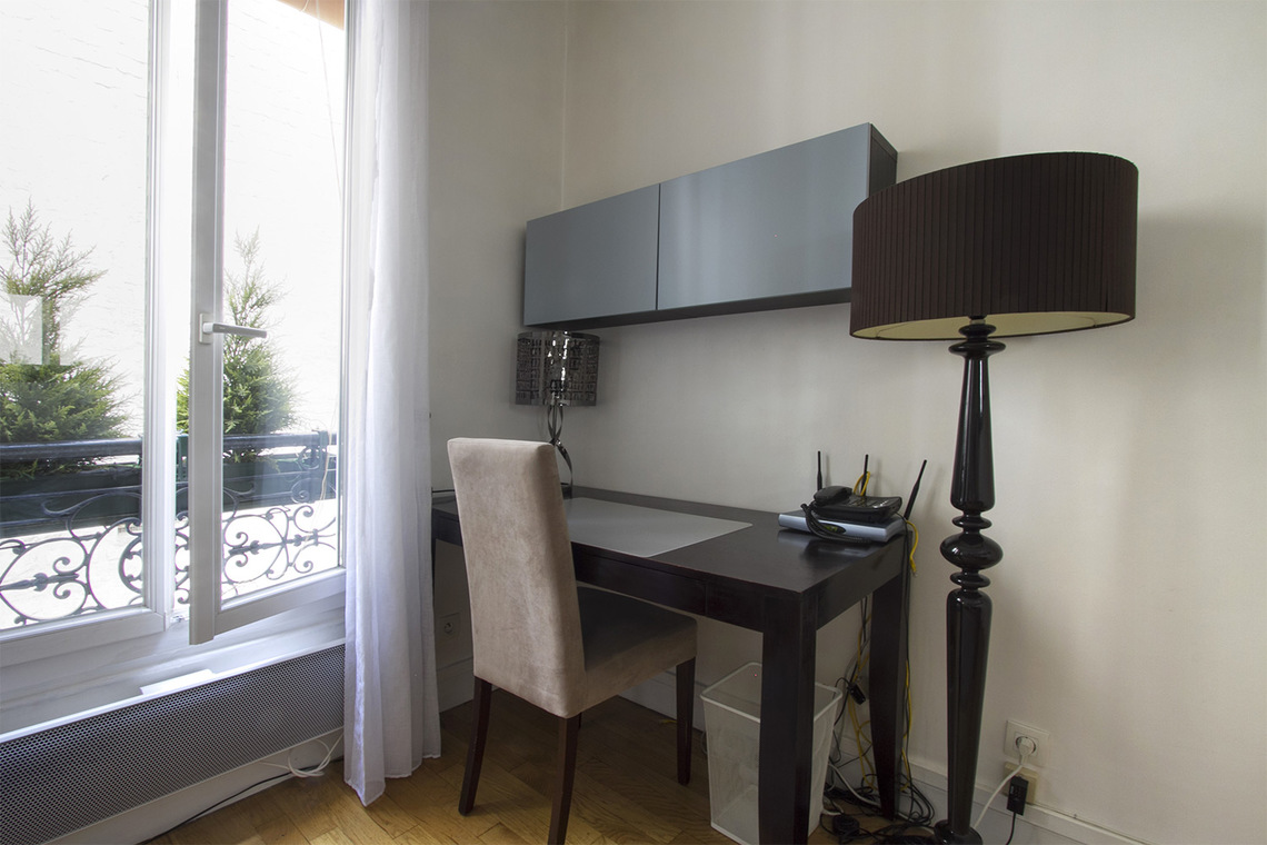 Appartement Paris Rue Pache 5