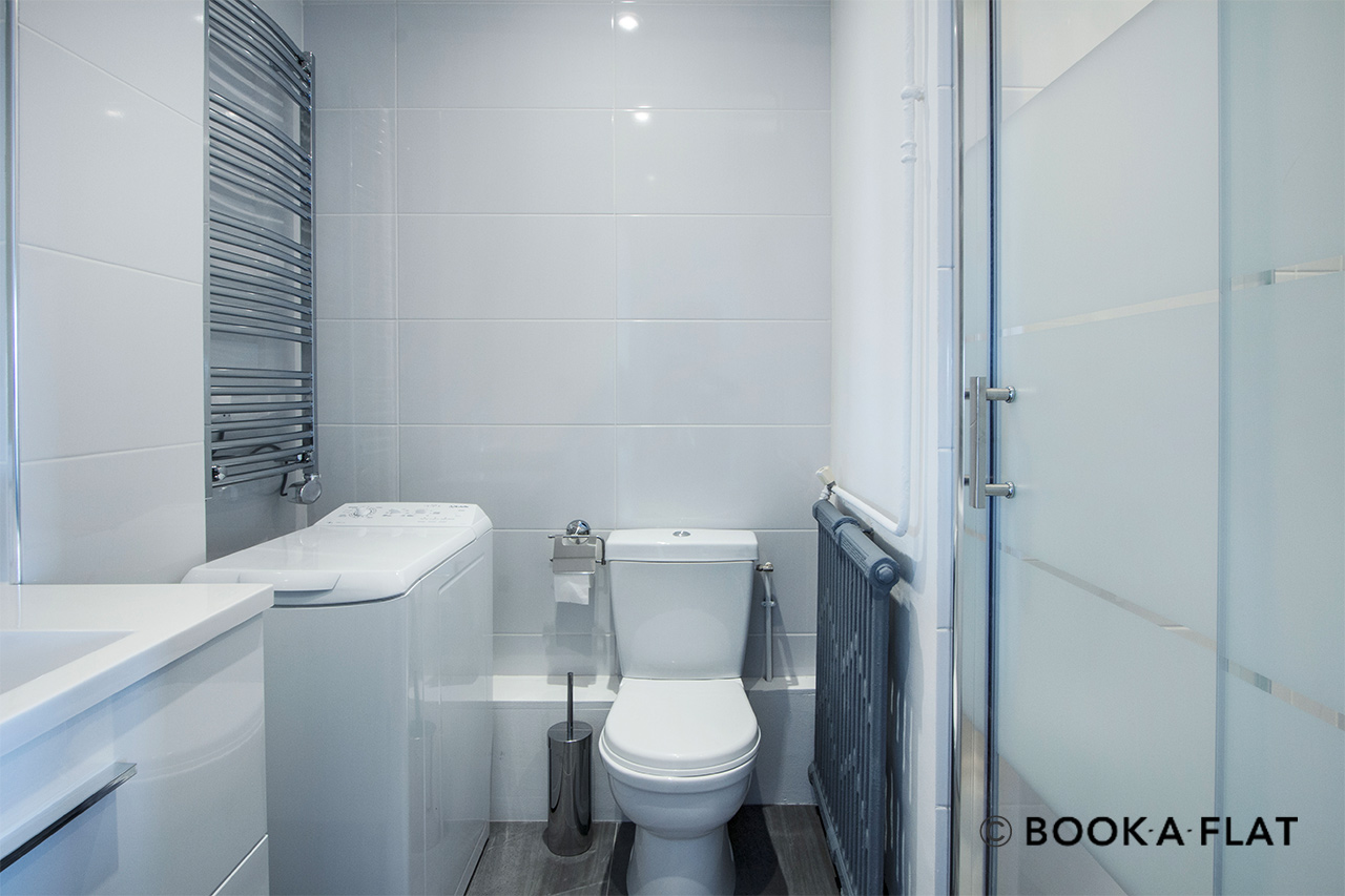 Appartement Paris Rue Clairaut 9