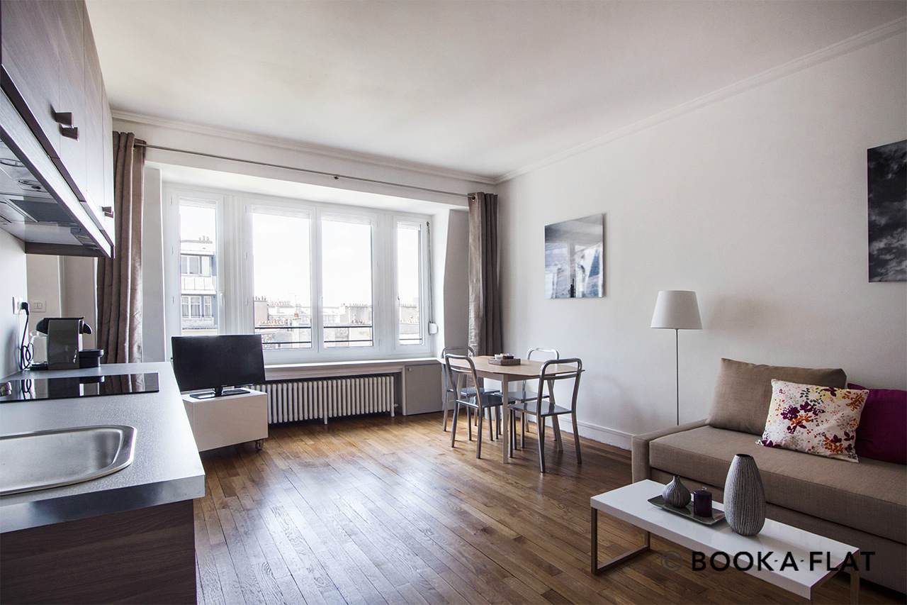 Appartement Paris Rue Clairaut 3