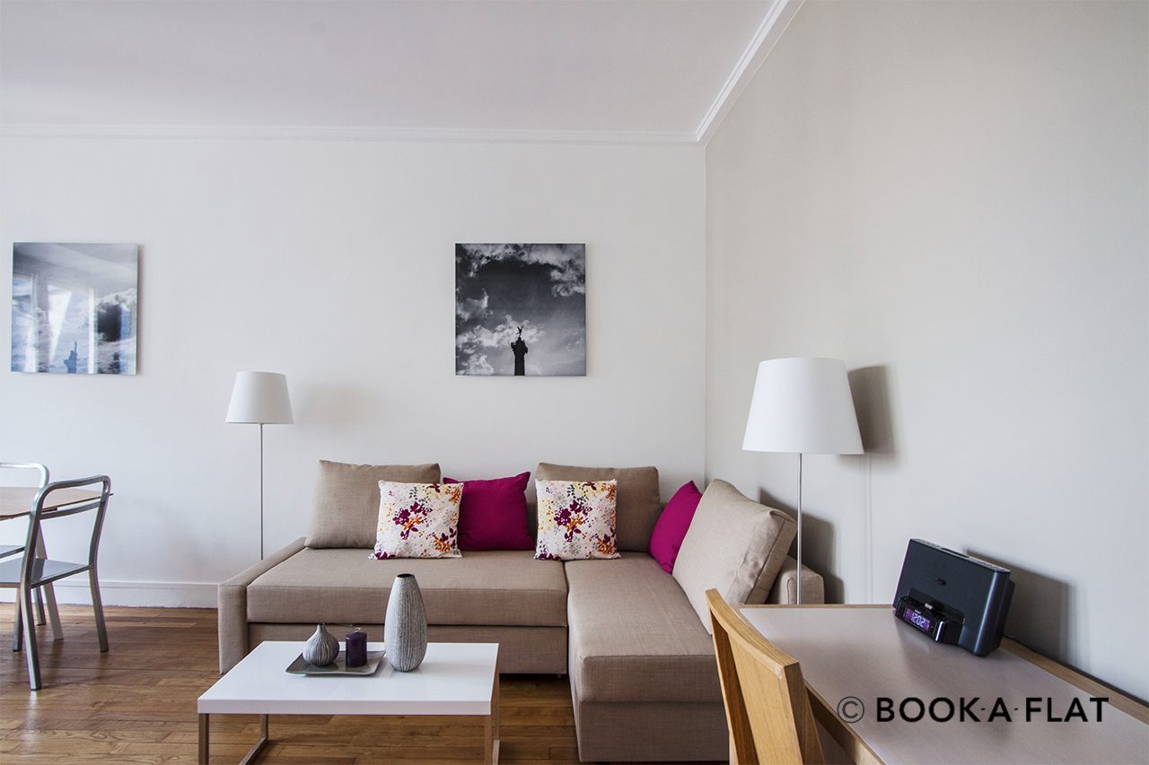 Appartement Paris Rue Clairaut 4