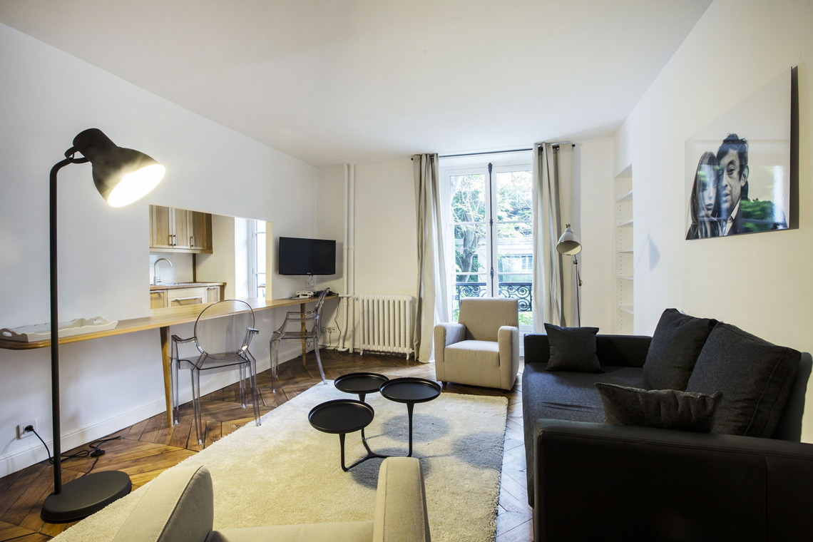 Furnished apartment for rent Paris Rue de Verneuil