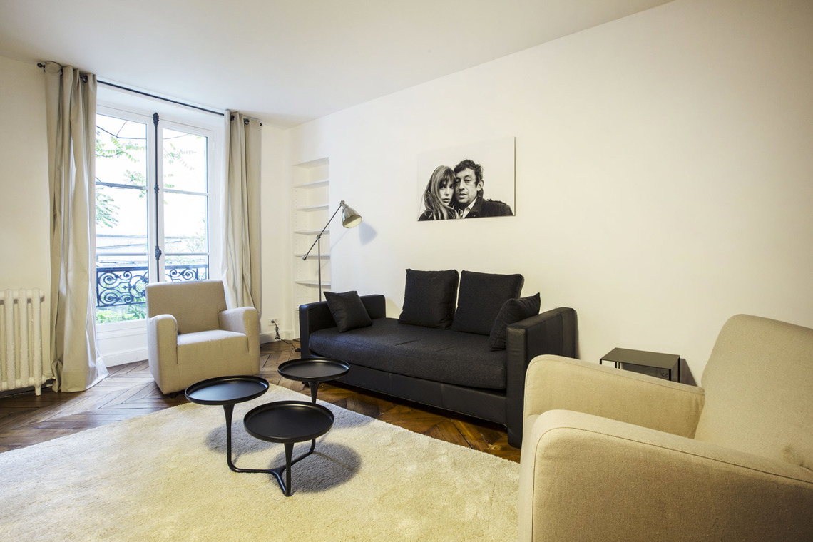 Paris Rue de Verneuil Apartment for rent