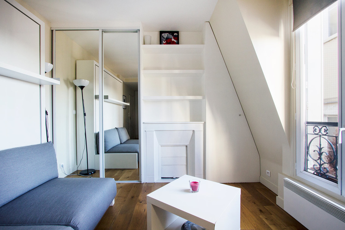 Paris Rue de la Tour Apartment for rent