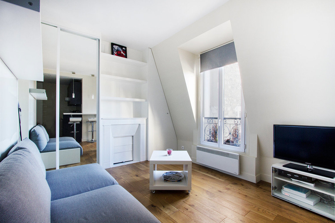 Furnished apartment for rent Paris Rue de la Tour
