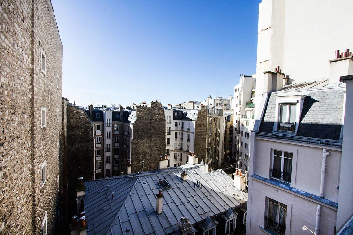 Квартира Paris Rue de la Tour 10