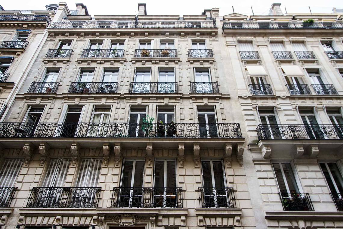 Appartamento Paris Rue Chambiges 12