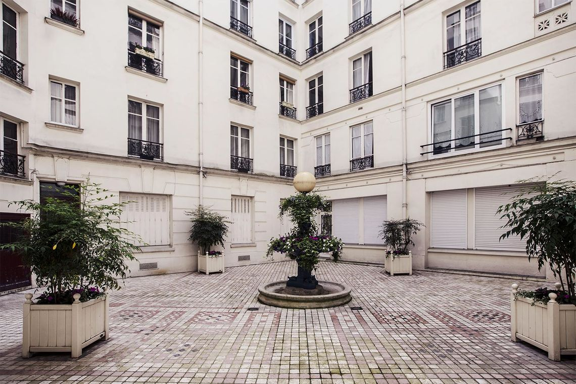 Appartement Paris Rue Saint Sulpice 11