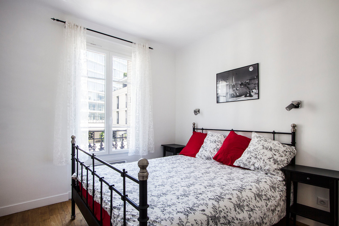 Appartement Paris Rue Saint Charles 7