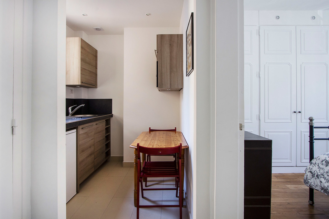 Appartement Paris Rue Saint Charles 6