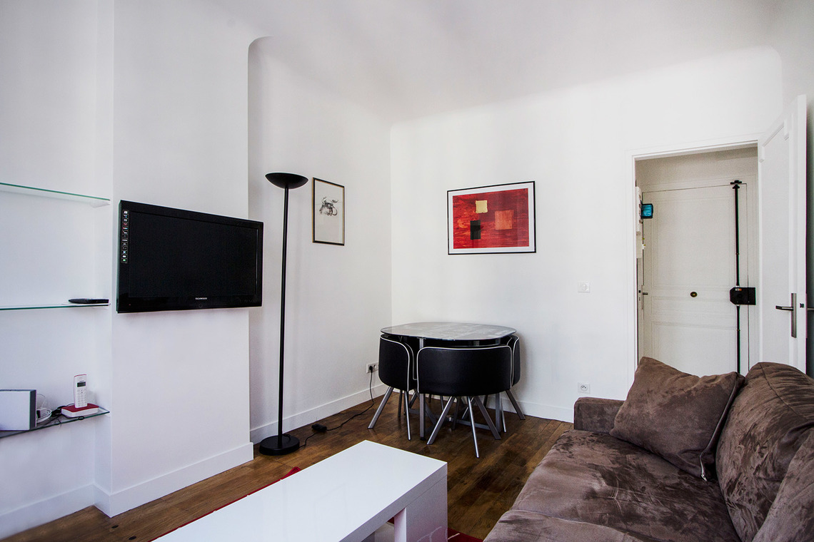 Appartement Paris Rue Saint Charles 2