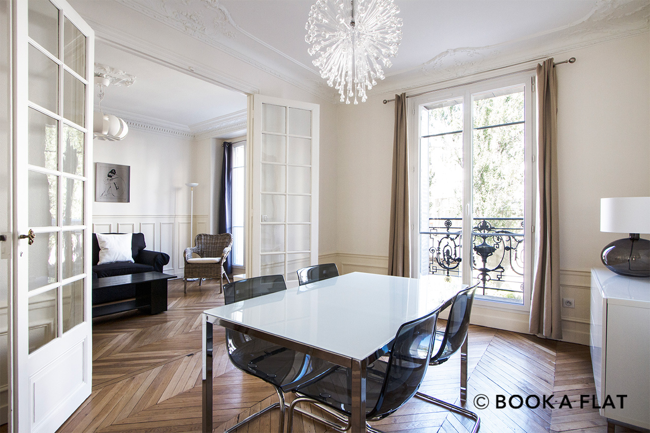Apartment Paris Rue Jaucourt 5