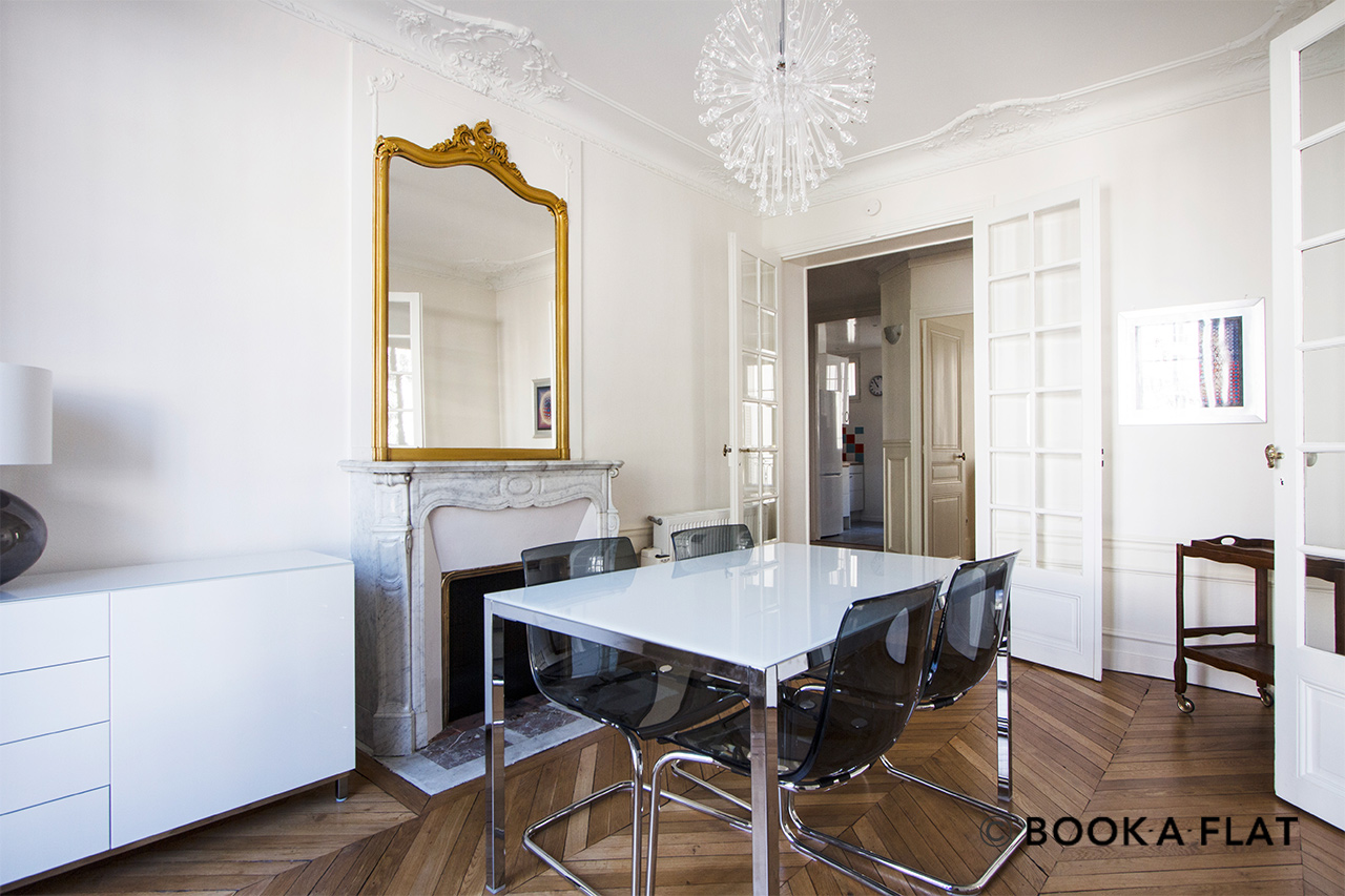 Apartment Paris Rue Jaucourt 4