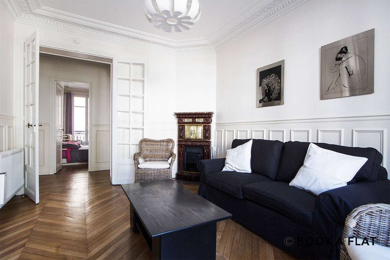 Apartment Paris Rue Jaucourt 2