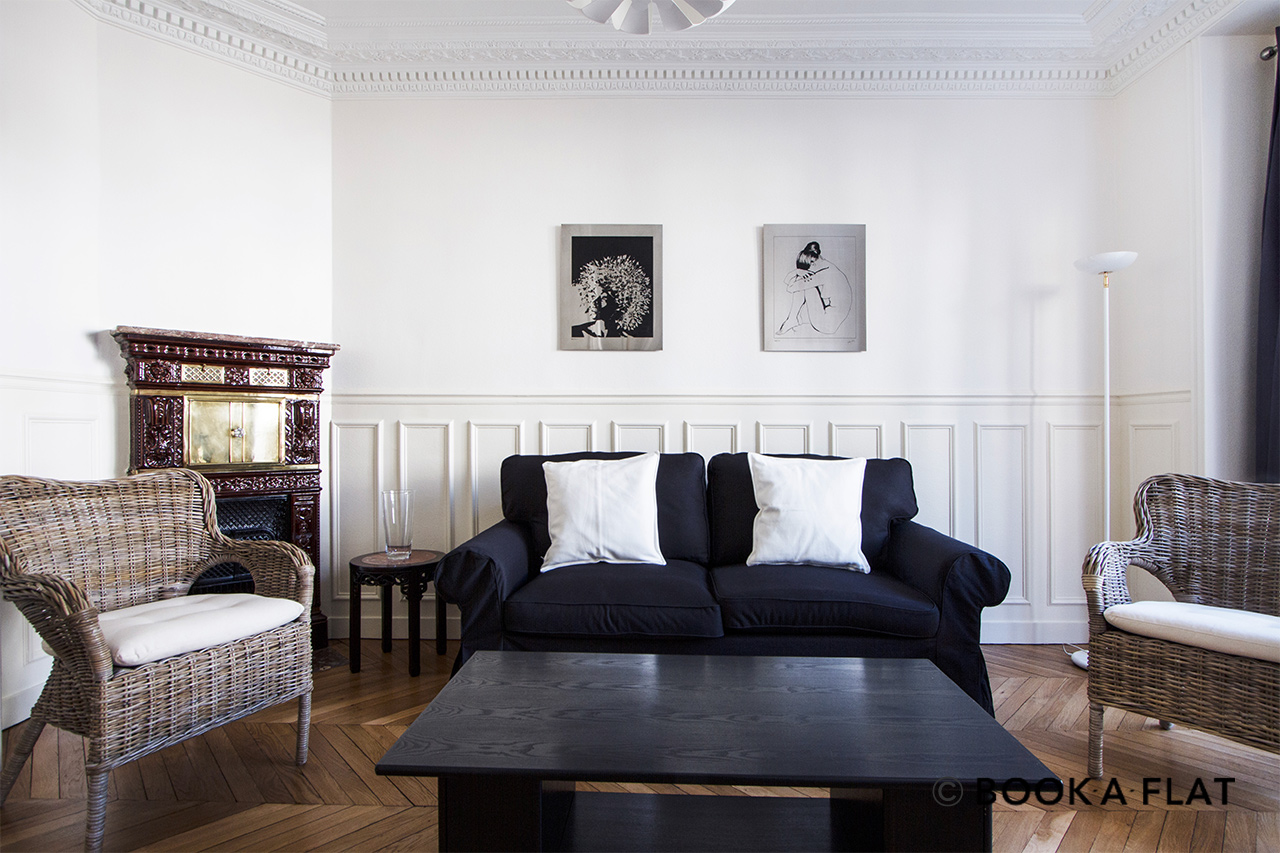 Apartment Paris Rue Jaucourt 3