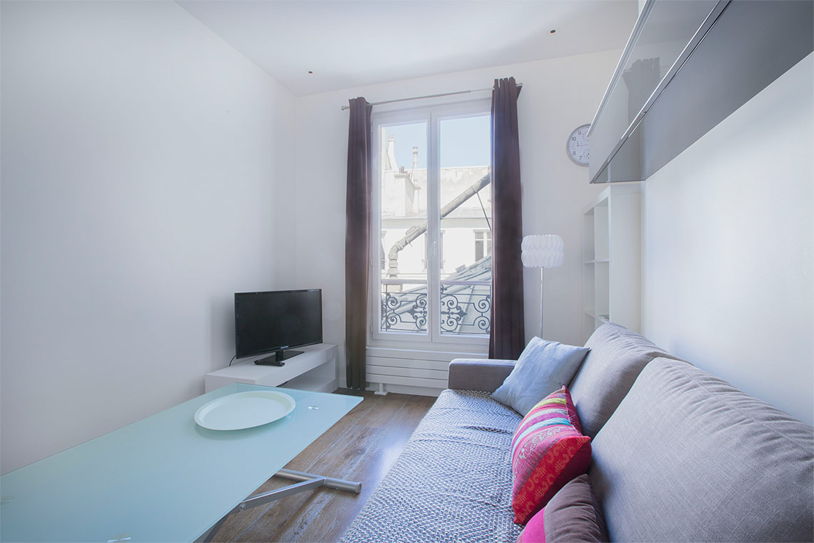 Paris Rue Jean-Pierre Timbaud Apartment for rent