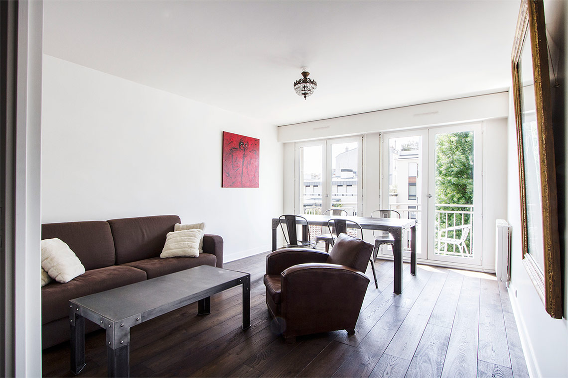 Apartment Paris Quai de Valmy 7