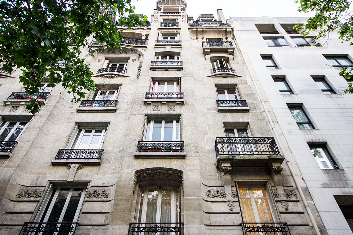 Appartamento Paris Avenue Philippe Auguste 2