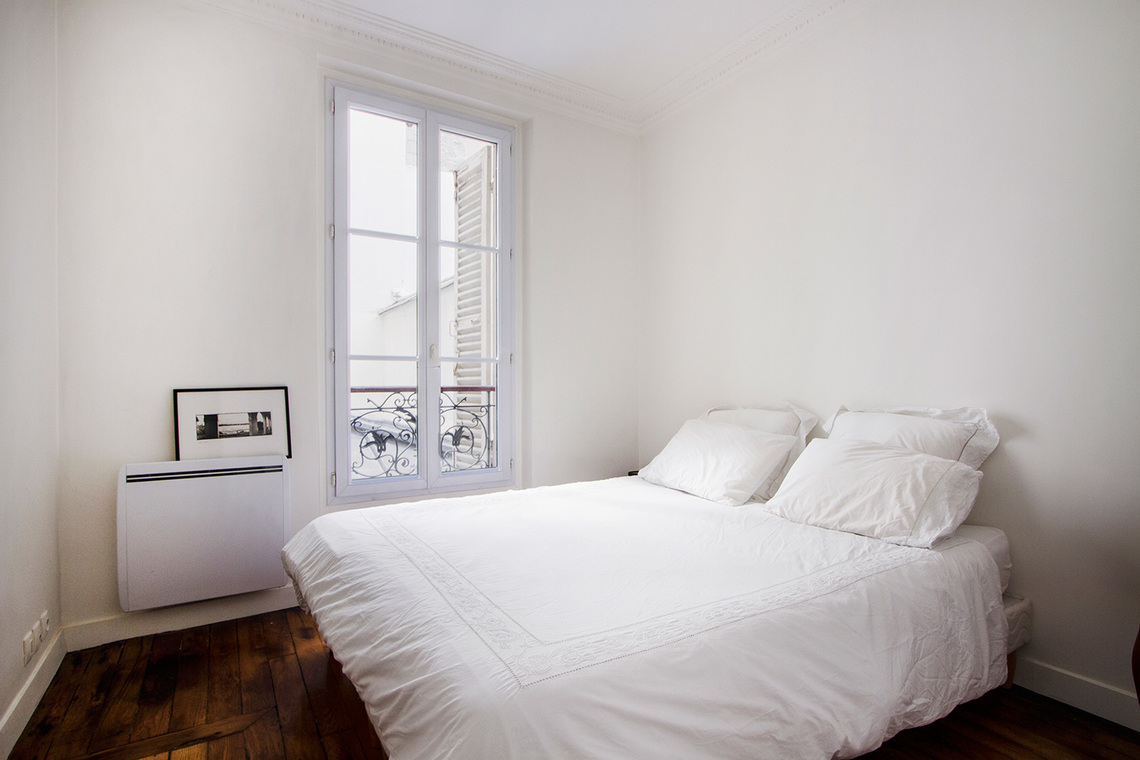 Apartment Paris Rue la Condamine 9
