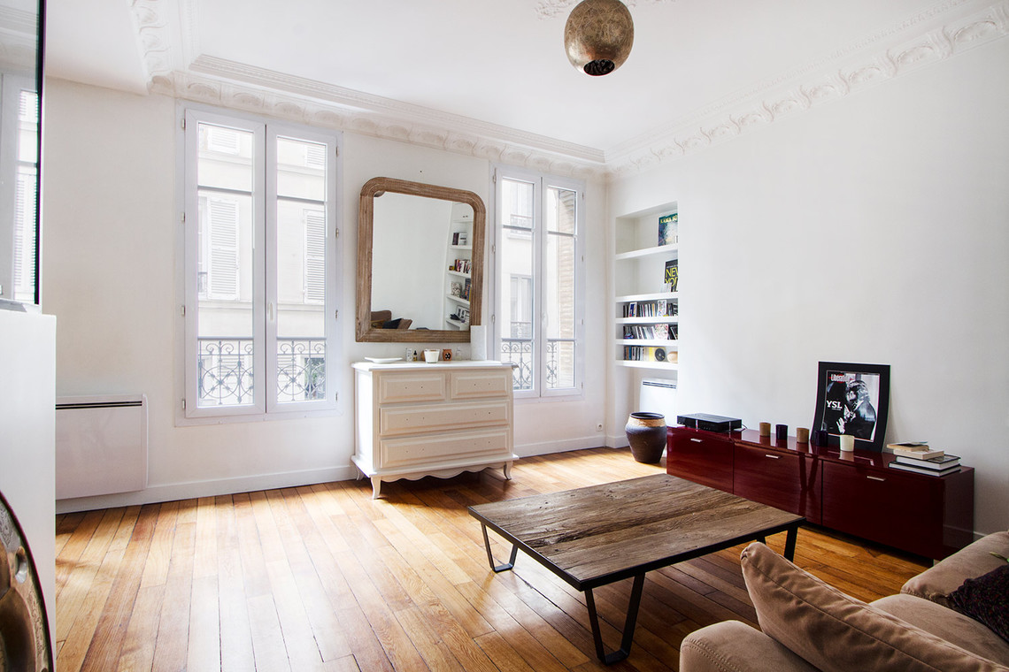 Apartment Paris Rue la Condamine 2