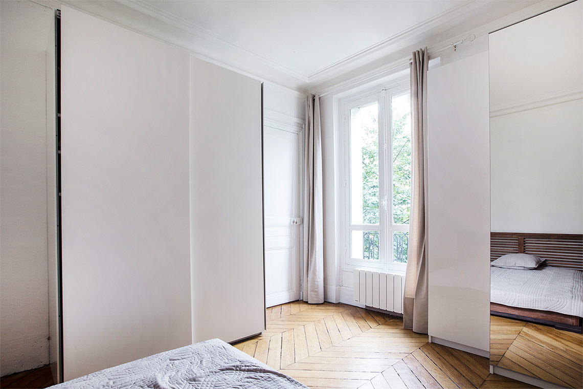 Appartement Paris Boulevard Raspail 3