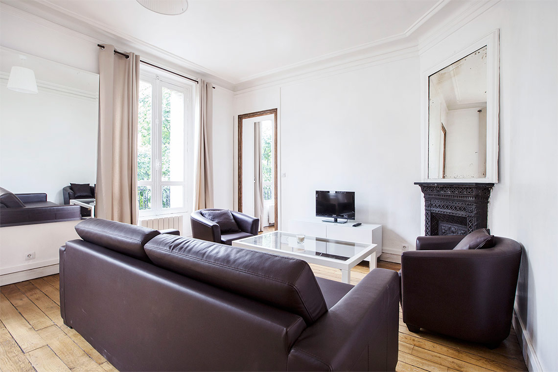 Appartement Paris Boulevard Raspail 8