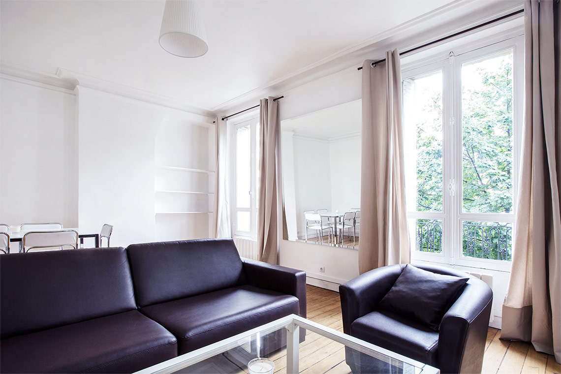 Appartement Paris Boulevard Raspail 10