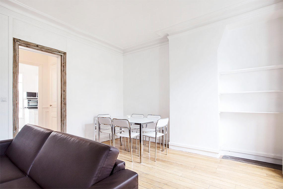 Appartement Paris Boulevard Raspail 11