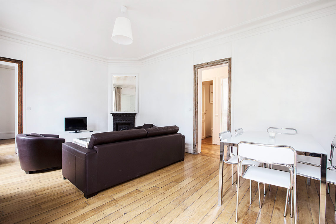 Appartement Paris Boulevard Raspail 12