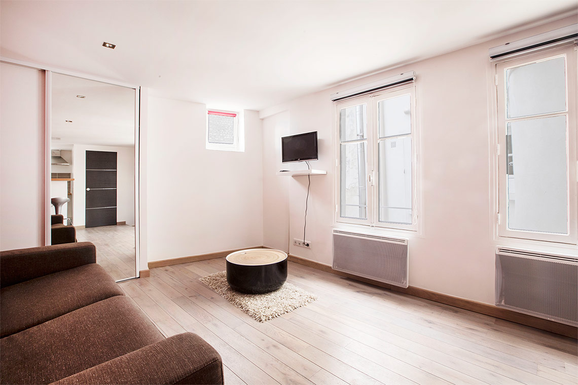 Paris Place Jean-Baptiste Clément Apartment for rent