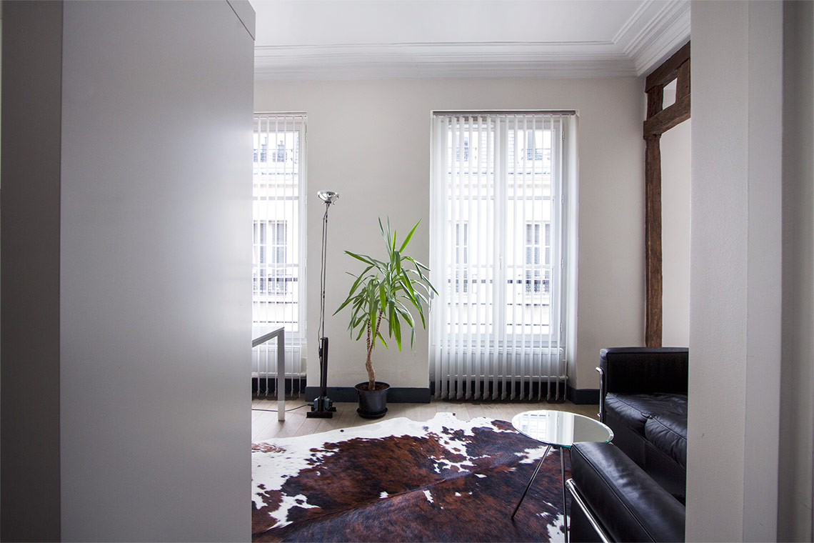 Квартира Paris Rue Gabriel Laumain 6