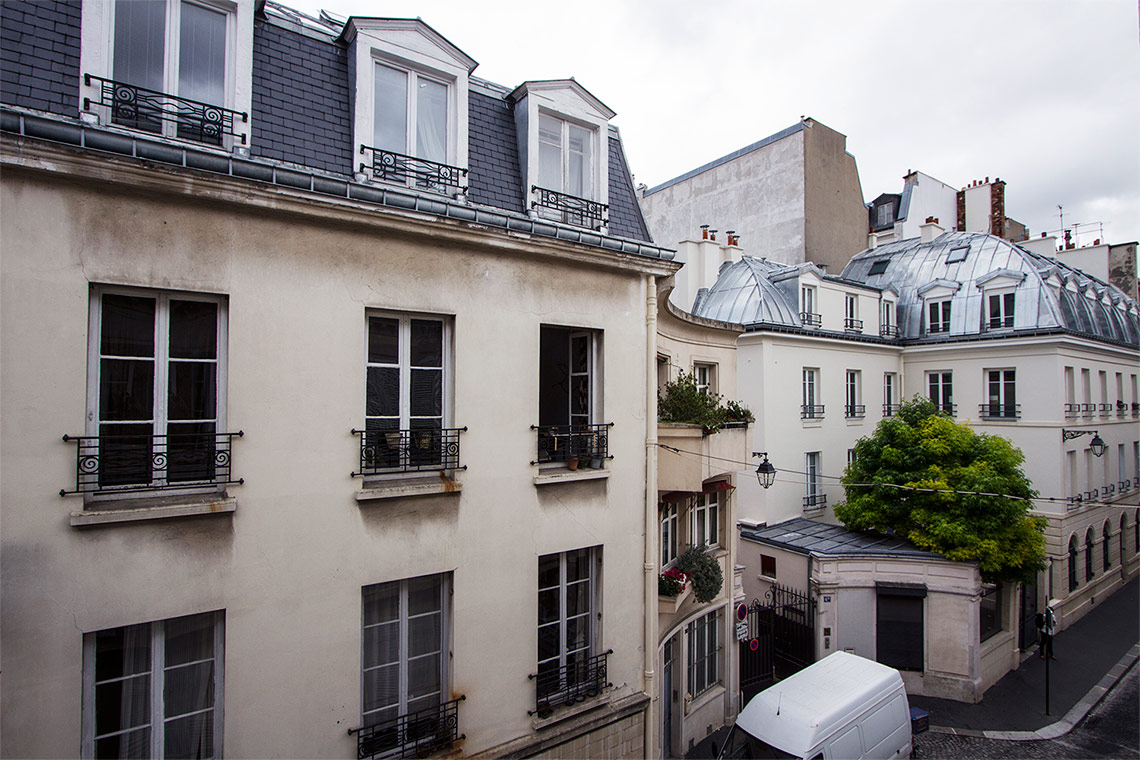 Квартира Paris Rue Gabriel Laumain 11