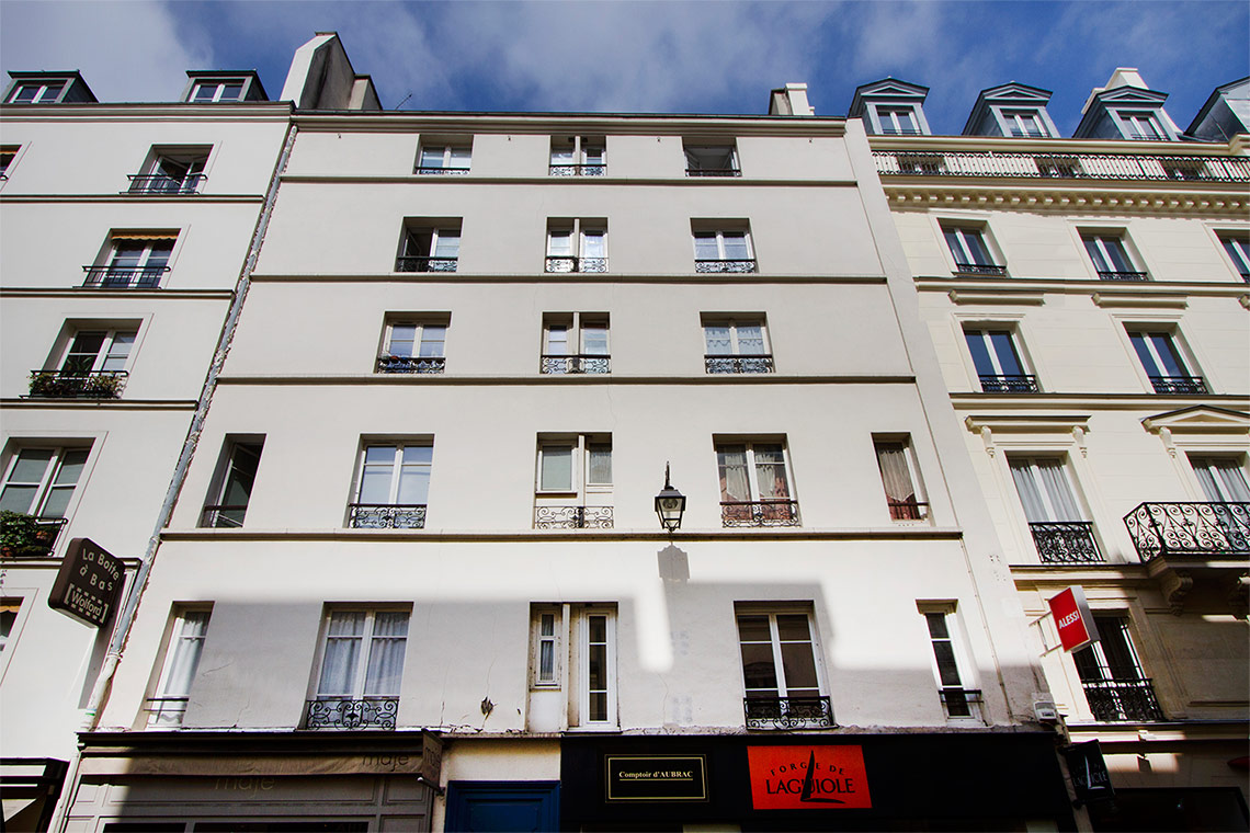 Apartment Paris Rue Boissy d'Anglas 9