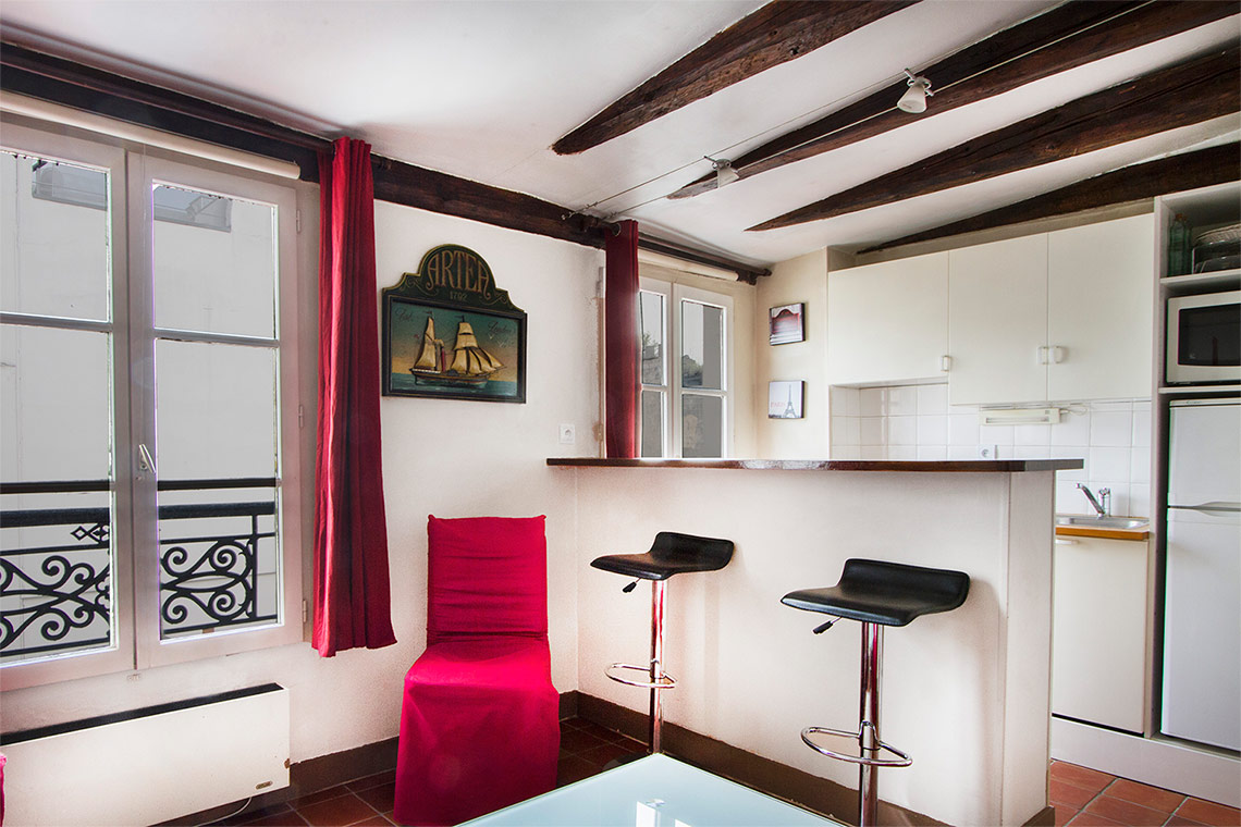 Furnished apartment for rent Paris Rue Boissy d'Anglas