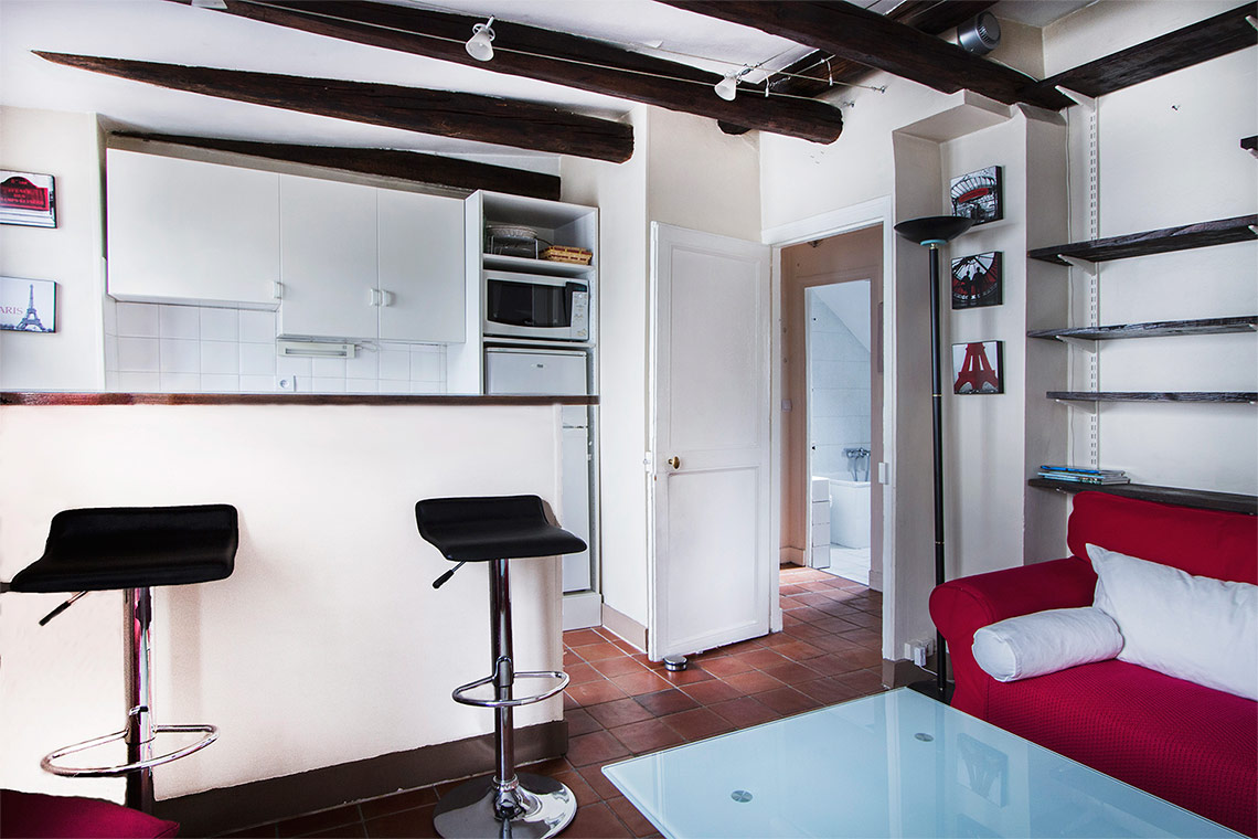 Apartment Paris Rue Boissy d'Anglas 2
