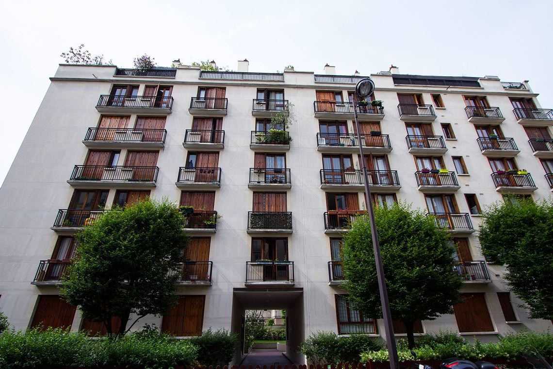 Appartement Paris Rue Robert Planquette 14