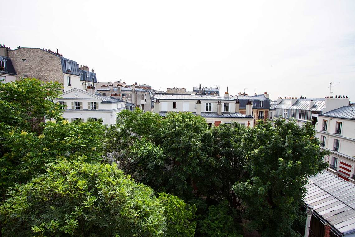 Appartement Paris Rue Robert Planquette 13