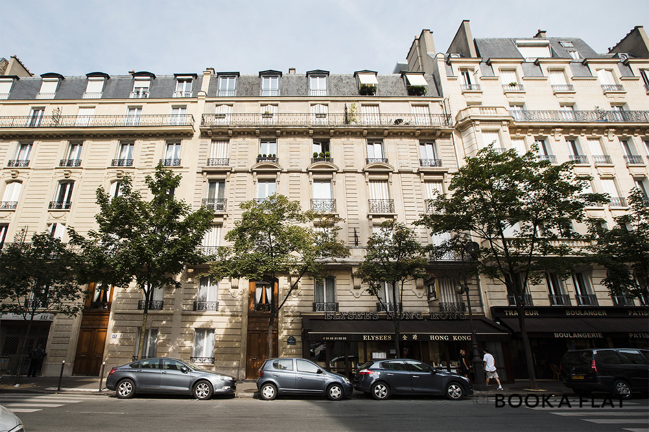 Appartamento Paris Rue Michel Ange 13