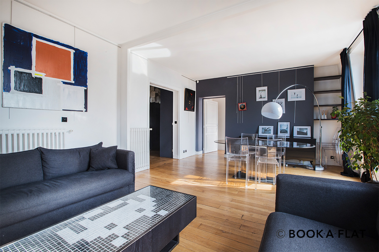 Paris Rue Michel Ange Apartment for rent