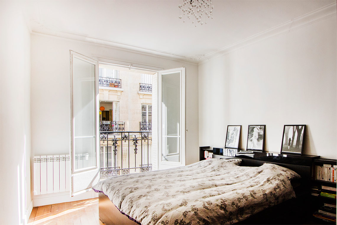 Appartement Paris Rue Lapeyrere  6