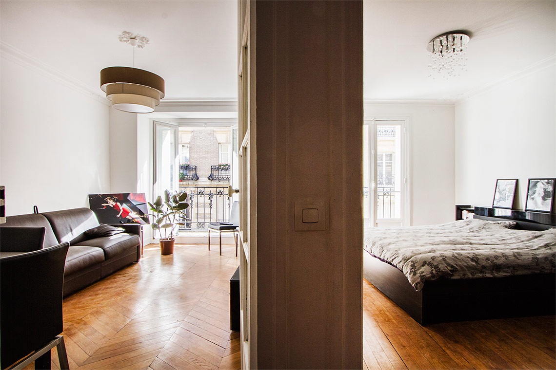 Appartement Paris Rue Lapeyrere  5
