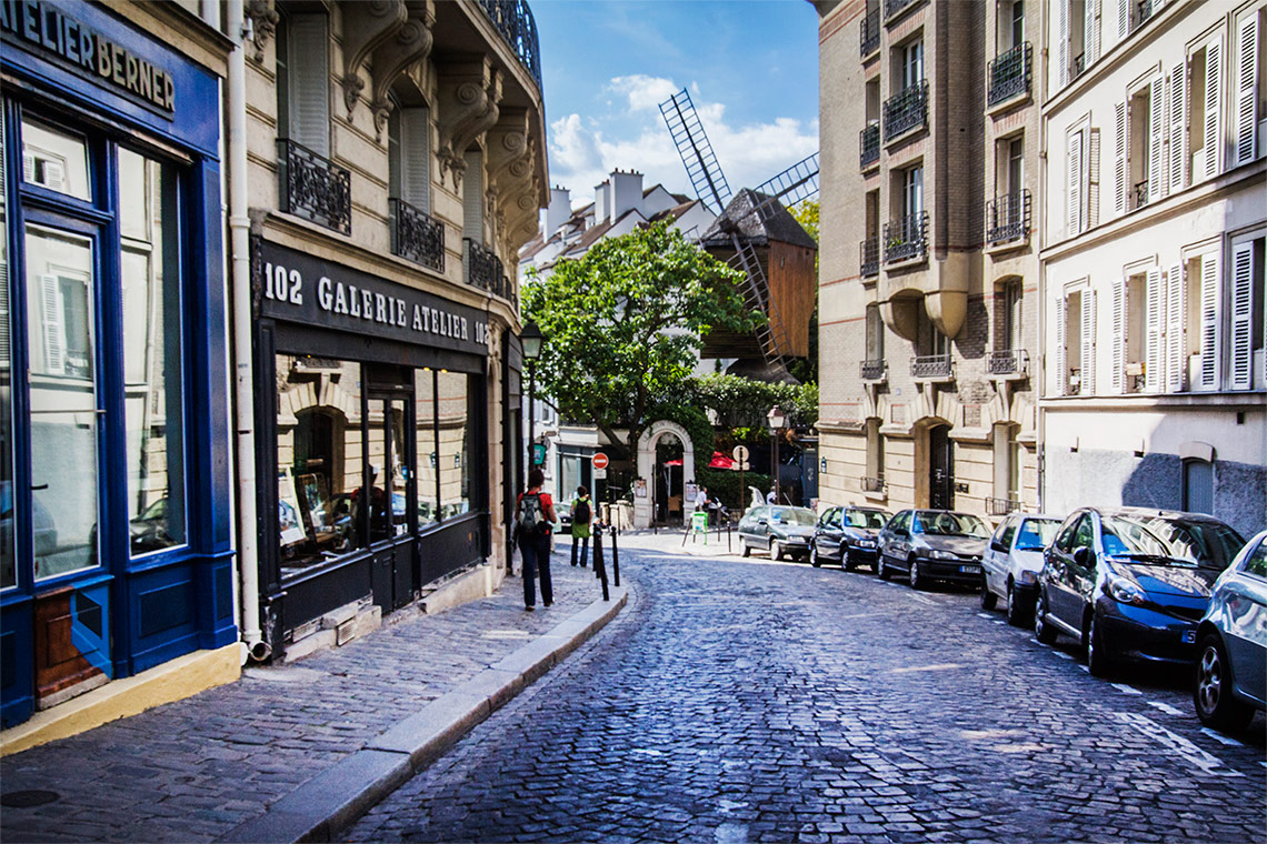 Appartement Paris Rue Lapeyrere  15