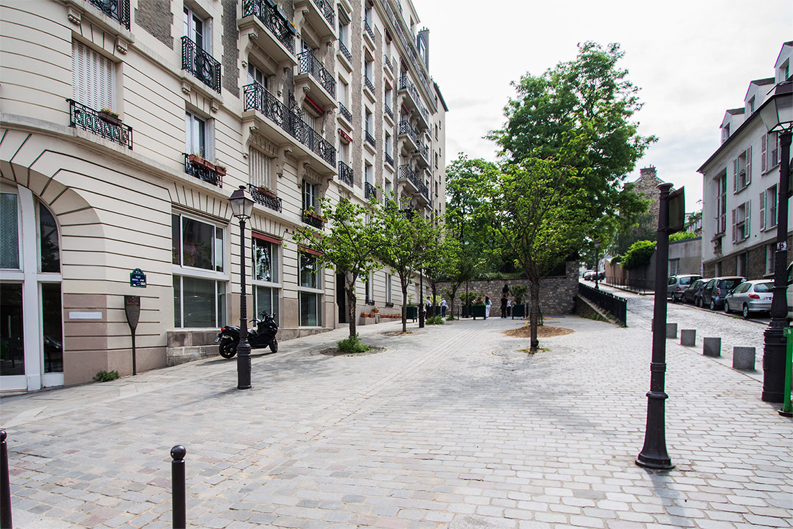 Appartement Paris Rue Lapeyrere  10
