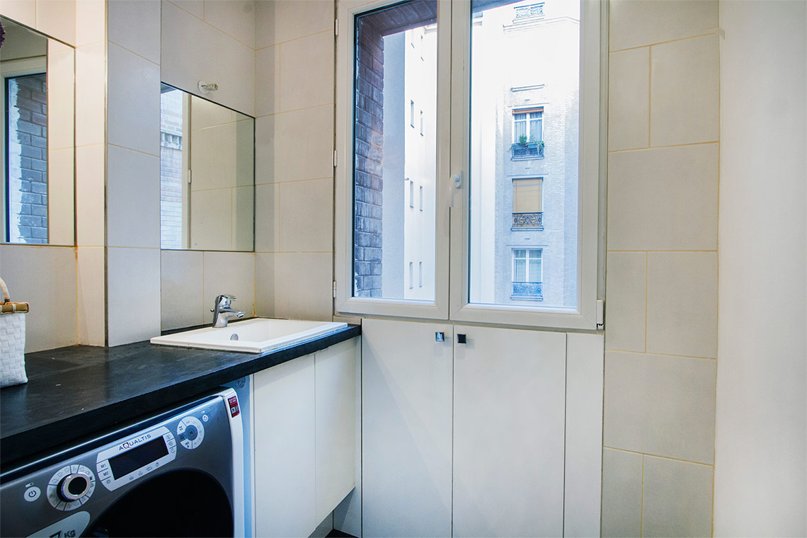 Appartement Paris Rue Lapeyrere  9