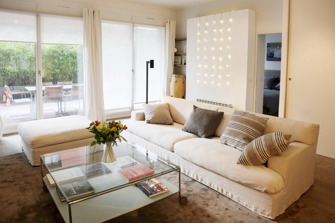 Furnished apartment for rent Boulogne Billancourt Rue Heyrault