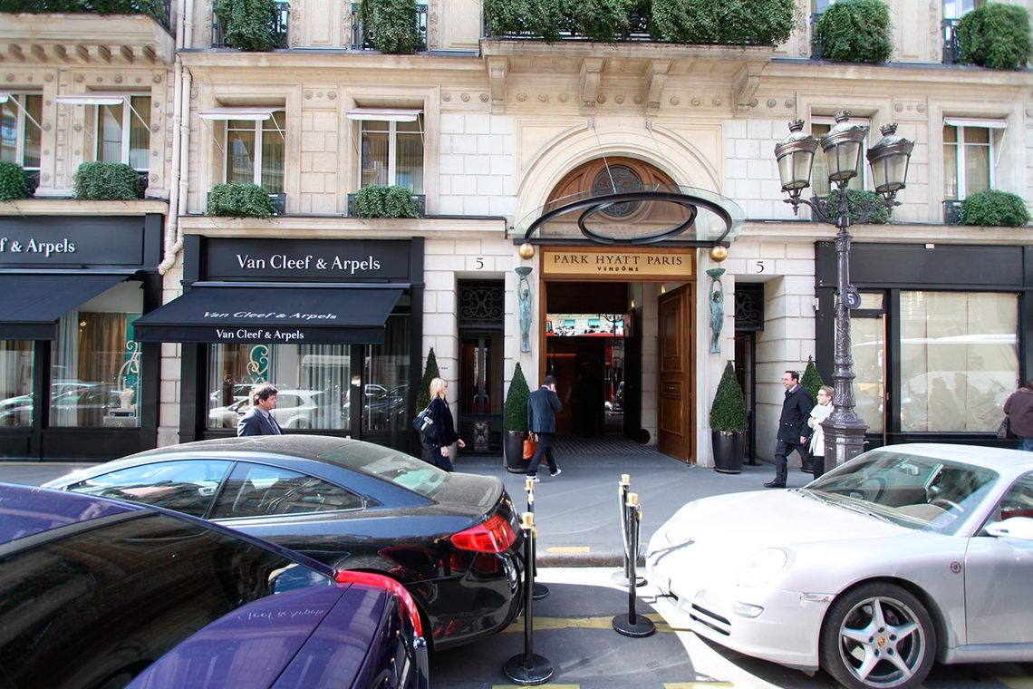 Квартира Paris Rue Saint Augustin 13