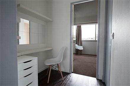 Appartement meubl quartier levallois paris - Adresse bureau veritas levallois perret ...