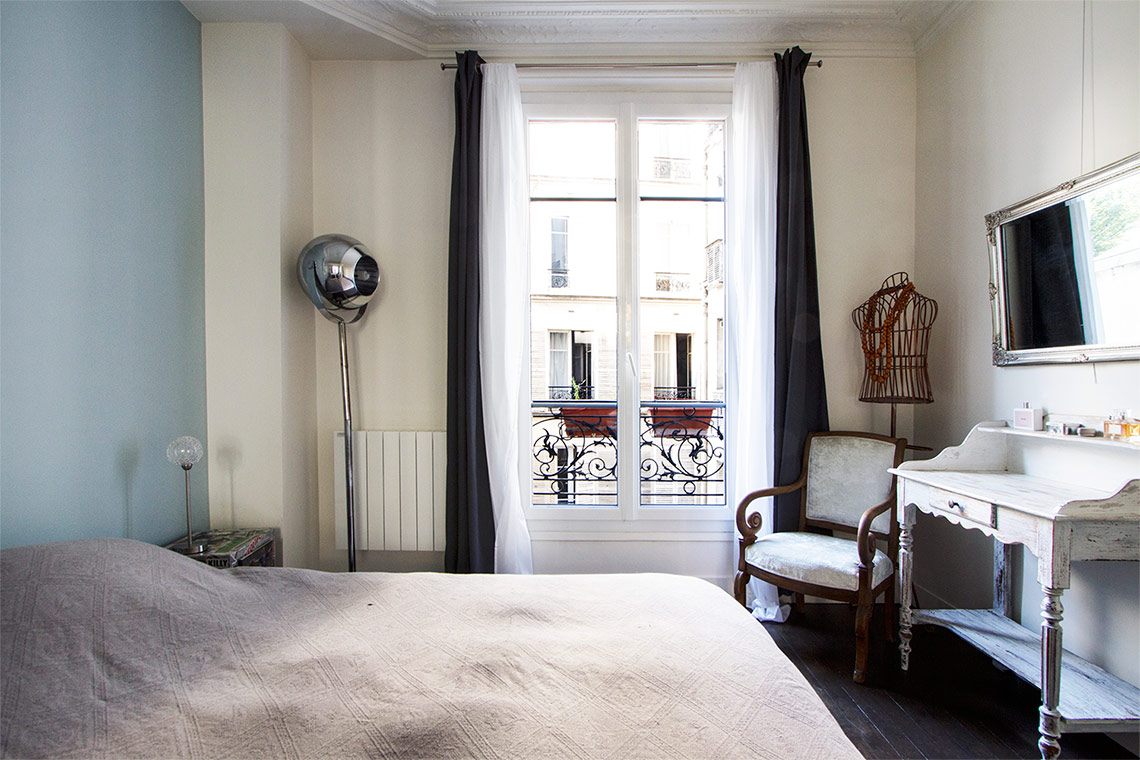 Appartement Paris Rue Cardinet 9