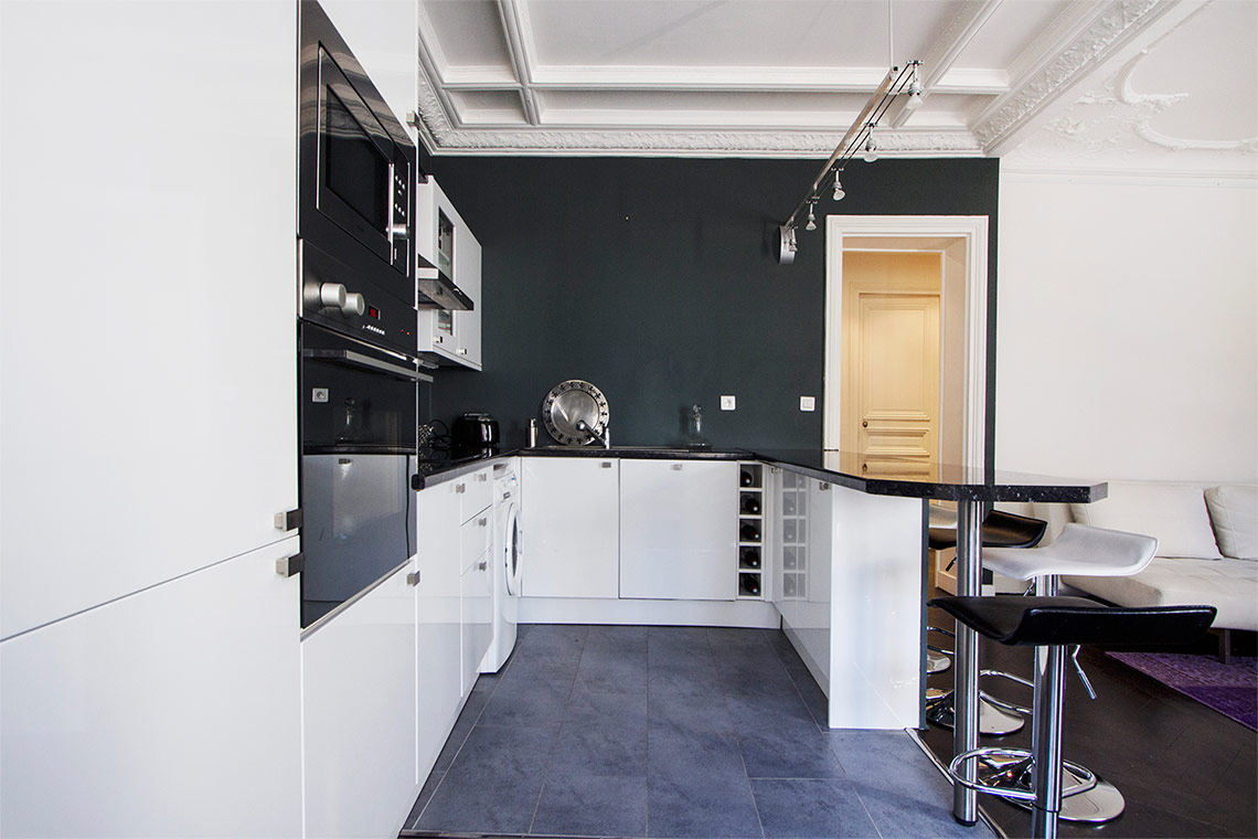 Appartement Paris Rue Cardinet 7