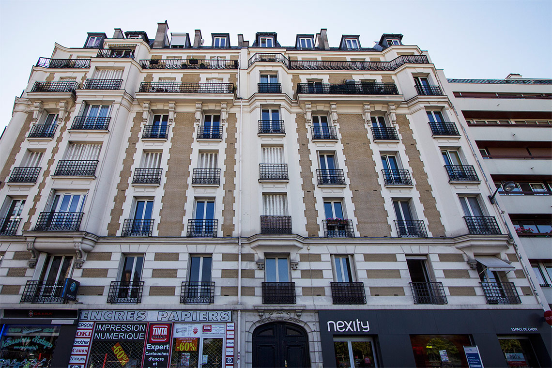Appartement Paris Rue Cardinet 12